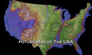 the future map of america vivos indiana shelter for 80