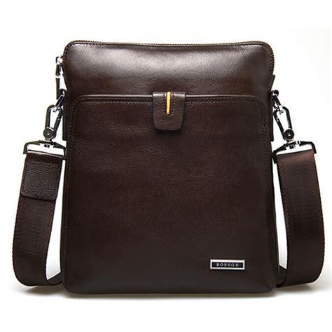 mens leather business bags s leather shoulder bag messenger zipper vertical business bag alex nld