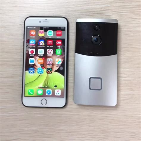 doorbell with and wifi wi fi doorbell with indoor chime buy