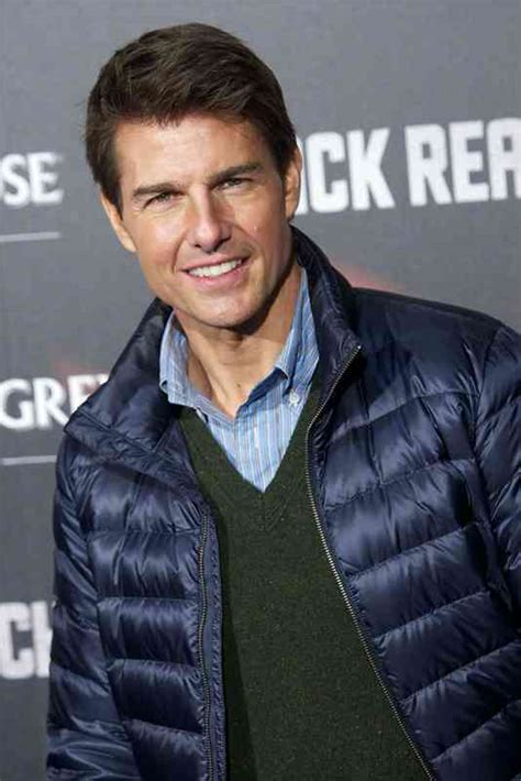 Tom Cruise And Are Normal Absolutely Normal by Cruise Skadade Foten Efter Pungspark Aftonbladet