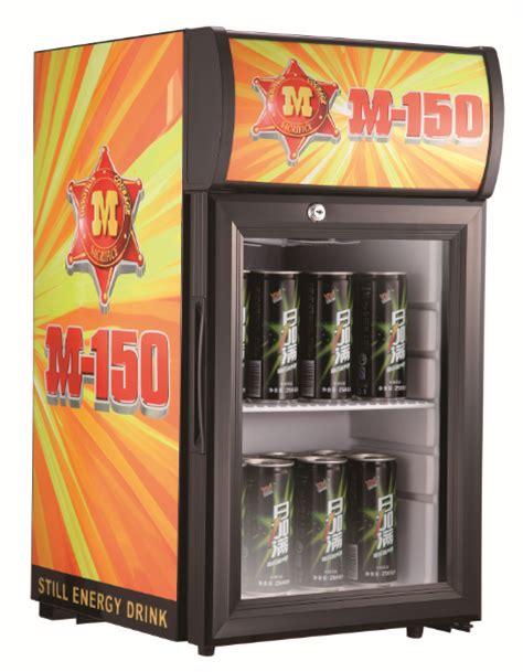 energy drink mini fridge energy drink display refrigerator counter top table top