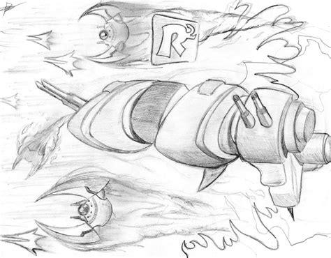 sketchbook rendr rendering ranger r2 sketch cover by thunderblaze16 on