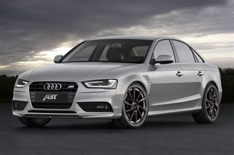 Audi A4 Abt Tuning by Abt Sportsline Audi A4 Car Tuning