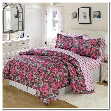 girly full size bedding sets beds home design ideas