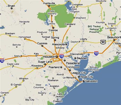 league city texas map ufos lights in the texas sky triangle of lights