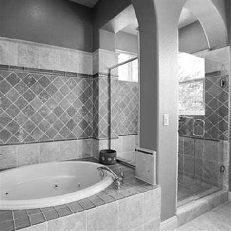 luxurious bathroom tub and tile designs 72 just add house
