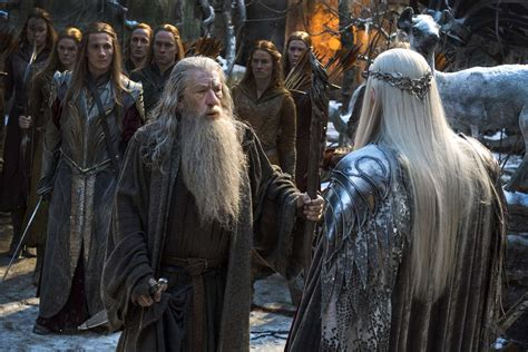film perang orc review the hobbits the battle of five armies akhir dari