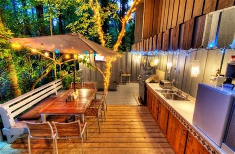 backyard grilling diy backyard grilling area modernize