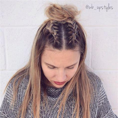 braided hairstyles on top of head the 25 best dutch french braid ideas on pinterest dutch