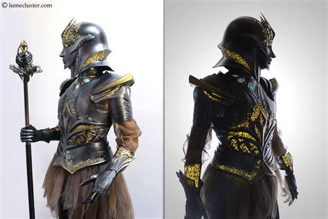 Original Armour 1 custom armour is a work of kotaku australia