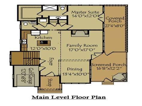 rustic cottage floor plans rustic open floor plan homes best open floor plans rustic