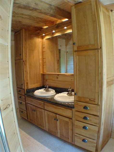 crafted solid maple bathroom vanity cabinets izzo