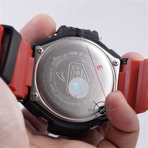 Casio G Shock Ori Bm Ga 110 Merah harga sarap jam tangan g shock ga 1000 4b gravitymaster