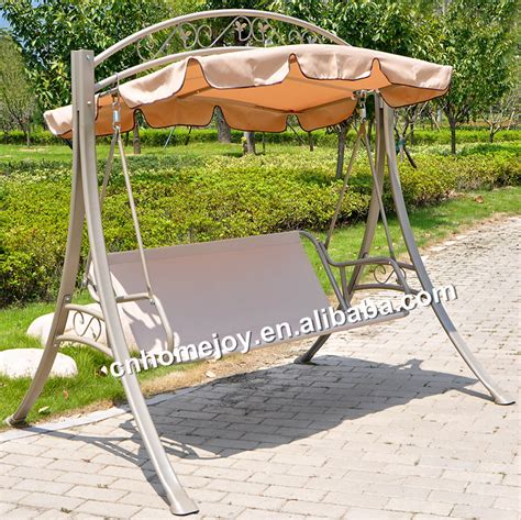 3 seat promotional outdoor swings garden swing for adult