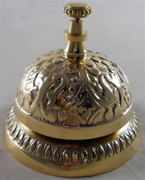 Desk Bell solid brass style desk bell service desk bell