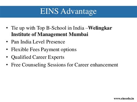 Welingkar Mba Fees by Distance Learning Mba In Human Resource Management From