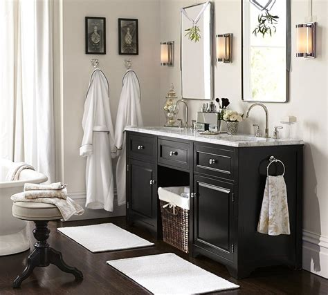 pottery barn bathrooms ideas vanity bathroom ideas bathroom traditional with antiques bathroom mirrors bathroom