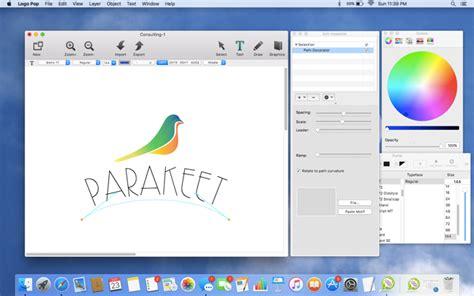 font design mac software logo pop mac logo design macappware mac optimizer