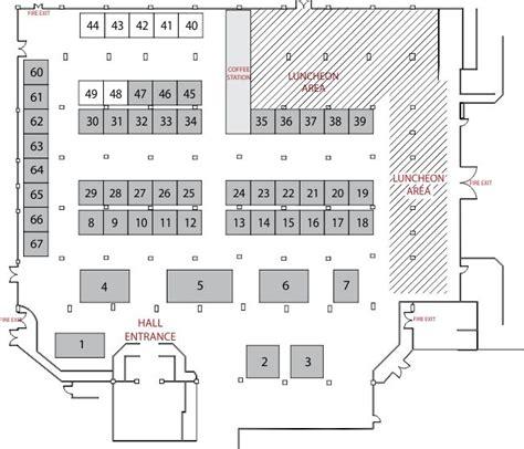 layout plan for exhibition exhibition floor plan google da ara plans design