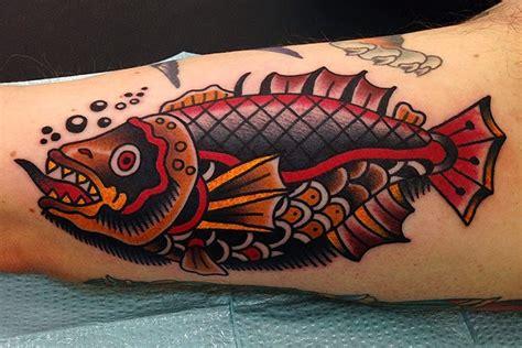 tattoo old school fish great fish pictures tattooimages biz