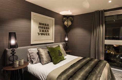 london bedroom design striking three bedroom duplex exuding a vivid personality