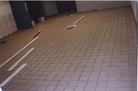 Restaurant Kitchen Floor Flooring Contractor Talk Commercial Kitchen Floor Tile