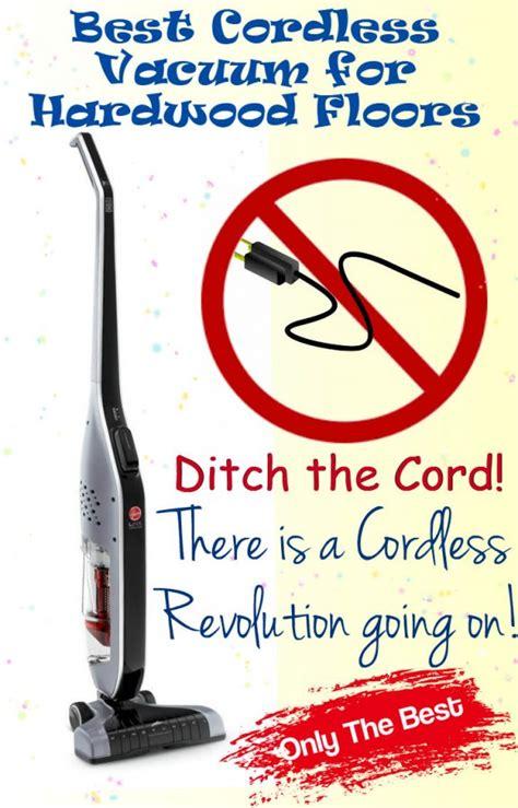 cordless vacuum  hardwood floors