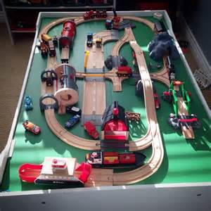 brio layouts brio train track layout ideas brio ideas pinterest
