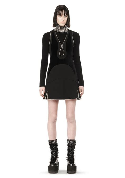 Runway Exclusive by Wang Exclusive Runway Paneled Dress With
