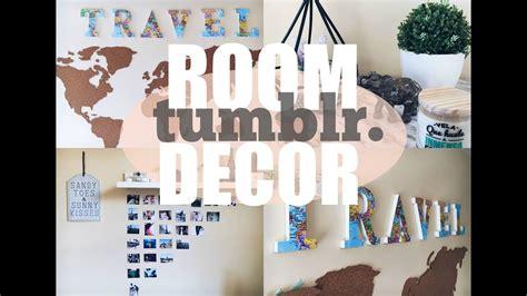 ideas para decorar una habitacion tumblr diy tumblr room decor diy decora tu cuarto habitaci 211 n