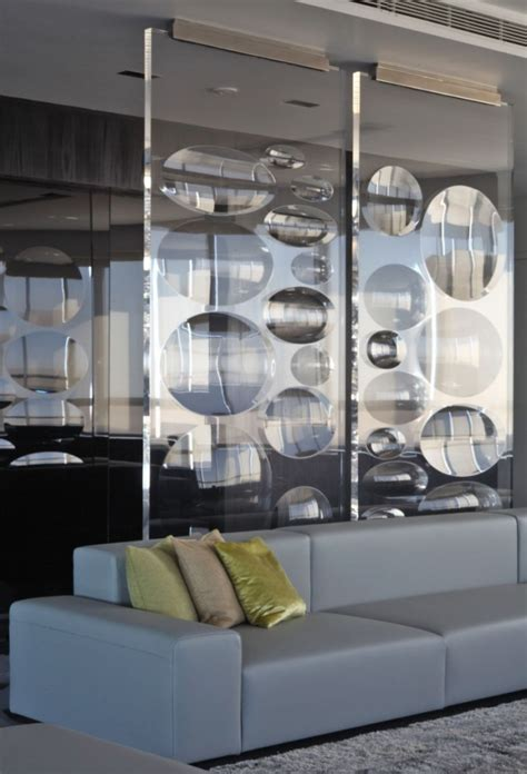 interior design solutions glass walls for your home