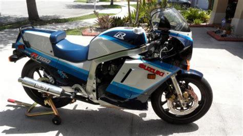 1986 Suzuki Gsxr 1100 For Sale 1986 Suzuki Gsx R 1100 In Florida Sportbikes For Sale