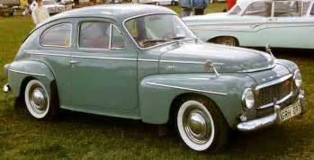 Volvo Pv 1961 Volvo Pv544 Classic Automobiles