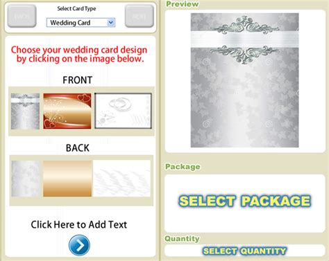 Wedding Card Design Software by Wedding Card Design Software To Create Modern And Classic