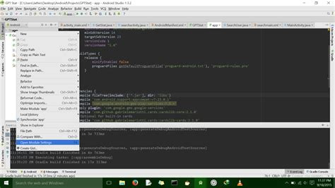 android studio tutorial stackoverflow parse com parse push notification tutorial problems