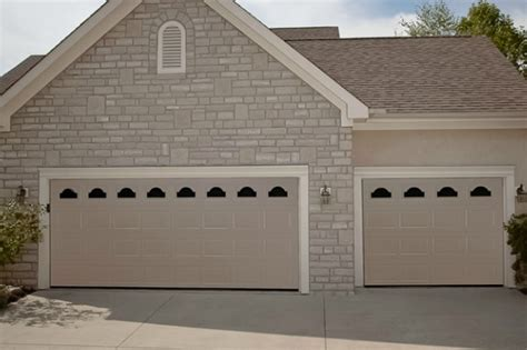 Insulated Or Uninsulated Garage Doors by Residential Uninsulated New Garage Doors Mammoth Door