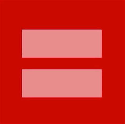 Marriage Equality Memes - what is this red equal sign and how did it take over