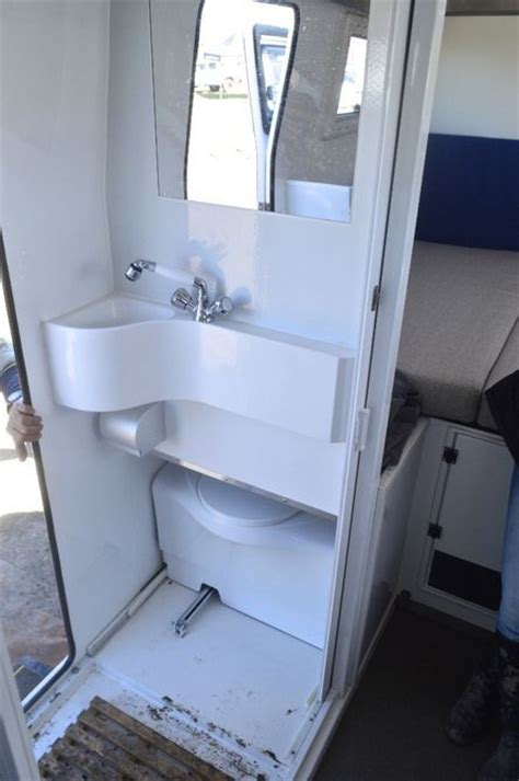 conversion van with bathroom the entryway mud room lives up to its name cer