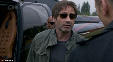 How To Get Lad Like David Duchovny by The Strangest Thing On The New X Files Mulder S Dodgy
