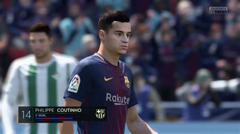 barcelona fifa 18 philippe coutinho for barcelona on fifa 18 best position