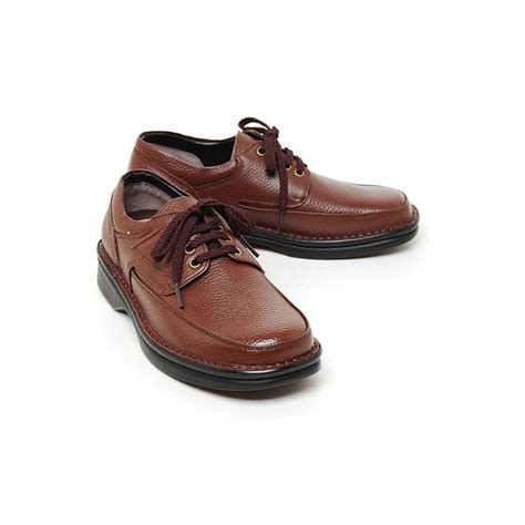 comfort dress shoes mens real cow leather lace up golf stitch oxfords comfort