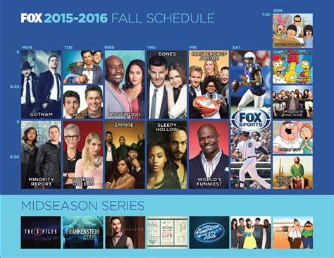 Fox Announces New Primetime Series For 2015 2016 Season | fox 39 laredofox fall 2015 187 fox 39 laredo