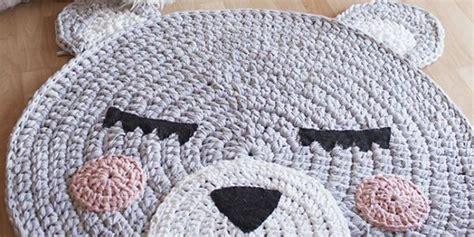 tappeto uncinetto tappeto fatto ai ferri bracciale treccia ai ferri