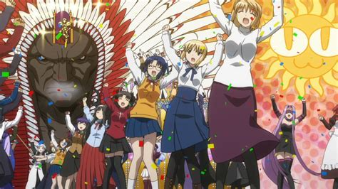 new year carnival anime spotlight carnival phantasm