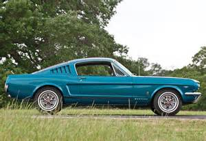 1965 ford mustang gt fastback specifications photo