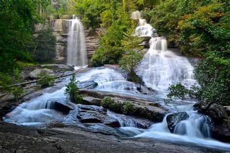 Duvet Covers Twin Twin Falls South Carolina Photograph By Frozen In Time