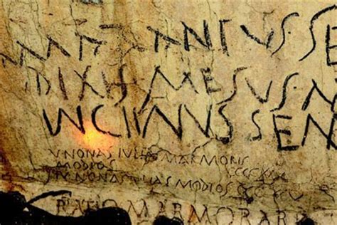 volgari a letto volgari graffiti romani leganerd