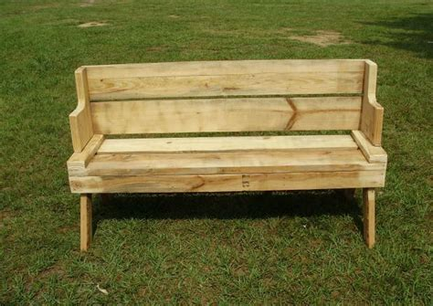 bench forum recycled pallets pics of finished projects please post