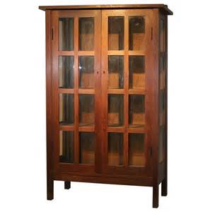 Mission Style Bookcases Stickley Mission Style Bookcase Mission Pinterest