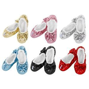 snoozies slippers australia children s snoozies bling sequin ballerina slippers